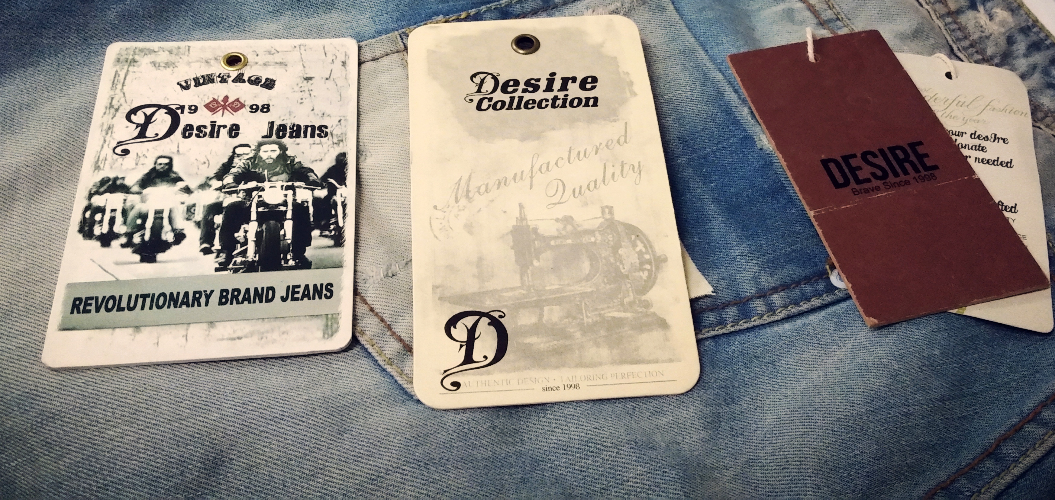 jeans tags design